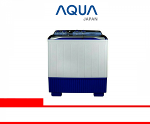 AQUA WASHING MACHINE SEMI AUTO 12 Kg (QW-P1280T)