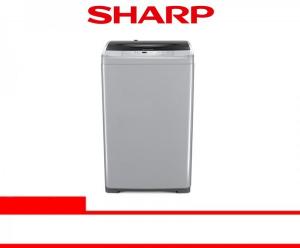 SHARP WASHING MACHINE TOP LOADING 7.5 Kg (ES-F950P-GY)