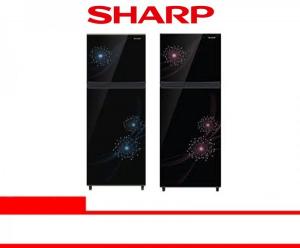 SHARP REFRIGERATOR 2 DOOR (SJ-237MG-DB/DP)