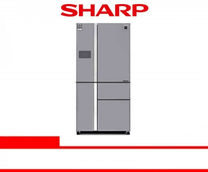 SHARP REFRIGERATOR 2 DOOR (SJ-IFX93PM-SL)
