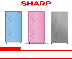 SHARP REFRIGERATOR 1 DOOR (SJ-N182D-AB/AP/AS)