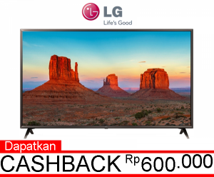 LG LED 43UK6300PTE UHD