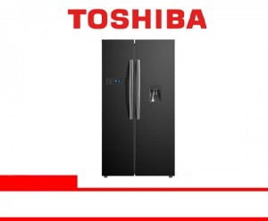 TOSHIBA REFRIGERATOR SIDE BY SIDE 525 L (GR-RS682WE-PMF[06])