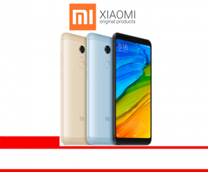 XIAOMI SMARTPHONE (REDMI 5 PLUS 64 GB)
