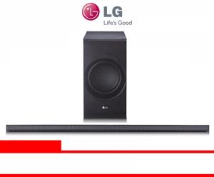 LG SOUND BAR (SJ8)